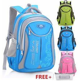 Big Blue Book Australia - Hldafa Backpack Schoolbag Children School Bags For Teenagers Boys Girls Big Capacity Waterproof Satchel Kids Book Bag Mochila Q190530