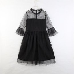 $enCountryForm.capitalKeyWord Australia - Mommy And Me Clothes 2019 Summer Family Matching Clothes Family Look Mother Daughter Dresses Ruffle Lace Mom Daughter Dress