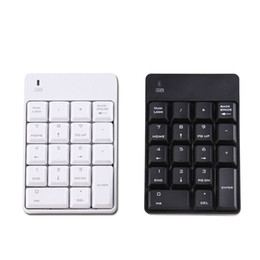 wireless numeric keyboard Australia - 2.4G Wireless Keyboard USB Numeric Keypad for Macbook Laptop Computer