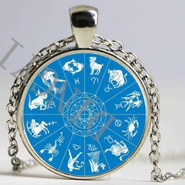 $enCountryForm.capitalKeyWord Australia - 006Vintage coloreful Church Stained Glass pendants blue mandala Necklace Jewelry power Pendant statement necklaces for women men gift