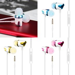 Wholesale Cell Phone Computer General Wire controlled In ear Wired Headset Hz Sporting Sweatproof dB Earphone