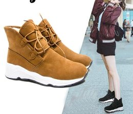 Booties Laces For Women Australia - Women Boots Autumn Winter Keep Warm Ankle Boots Lace Up Booties Comfortable Winter for Women 00Shoes