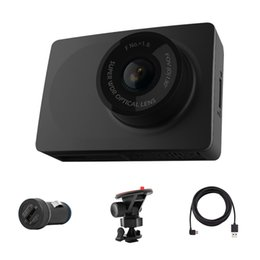 wifi dash cams NZ - 1080P Recorder Car DVR Fireproof HD LCD Display Dash Cam Wide Angle WIFI Digital 64GB 1920 X 1080P 200 Megapixel