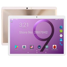 $enCountryForm.capitalKeyWord Australia - 10 Inch tablet Support Youtube Octa Core 4GB RAM 32GB ROM 3G 4G FDD LTE Phone Call Android 8.0 Tablet GPS WIFI 1280X800 IPS Pad