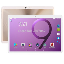 Wholesale 10 Inch tablet Support Youtube Octa Core GB RAM GB ROM G G FDD LTE Phone Call Android Tablet GPS WIFI X800 IPS Pad