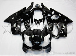 f4i fairings UK - OEM Quality New ABS Full Fairings Kits fit for HONDA CBR600RR F4i 2004 2005 2006 2007 CBR600RR Bodywork set Custom Free Black