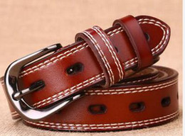 $enCountryForm.capitalKeyWord Australia - designer belts Luxury Genuine Mens designer Belt with Automatic Buckle Ratchet Belt Strap Black Leather Belt arrival 105-120 cm