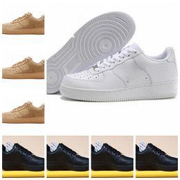 d4831cf5 Con caja Marca One One 1 Dunk Flyline Zapatos Mujer Hombre Low Cut Blanco  Negro Skateboarding de alta calidad Zapatillas deportivas clásicas US5.5-11