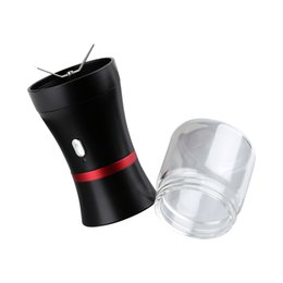 $enCountryForm.capitalKeyWord Australia - Oranginal LTQ 1100mah electric herb grinder with Usb cable Vapor Crusher Herbal Grinders Metal Handheld Chopper