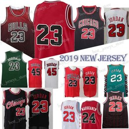 Bulls jerseys online shopping - Bulls MJ Basketball Jerseys Michael Markkanen LaVine Retro jersey top sale