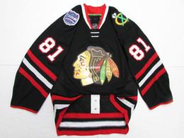 f2c06d238ca Cheap custom HOSSA #81 CHICAGO BLACKHAWKS 2014 STADIUM SERIES JERSEY stitch  add any number any name Mens Hockey Jersey XS-5XL