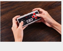 Windows Gamepad Wireless NZ - Wholesale 8BitDo N30 2.0 Bluetooth Game Controller Gamepad Support Switch Android MacOS Steam Windows Game Console Joystick