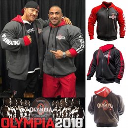Types winTer jackeTs online shopping - Muscle brother type male size fitness sweater men autumn winter bodybuilding training hooded jacket casual sportswear