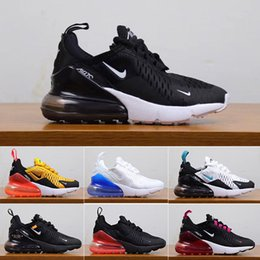 nike air max 270 270s 27c airmax Athletic Air Trainers Hombres Rainbow Cushion Sneakers Walking Sports Senderismo niños Jogging 2018 Mujeres Maxes zapatos casuales para correr GH62 en venta