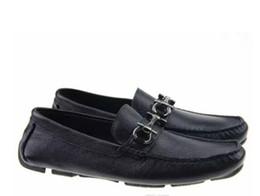 $enCountryForm.capitalKeyWord UK - Soft Leather men leisure dress shoe part gift doug shoes Metal Buckle Slip-on Famous brand man lazy falts Loafers Zapatos Hombre 40-46