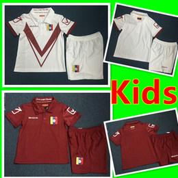 b7748717e Kids Top thailand quality VENEZUELA soccer jersey CHEAP 2019 copa america  jerseys 2020 boys football soccer shirt child camisetas de futbol