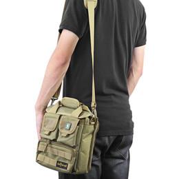 Bag tactical cordura online shopping - Free Soldier New Arrival Cordura Material YKK Zipper Hiking Camping Single Shoulder Bags Men s Tactical Handy Bags