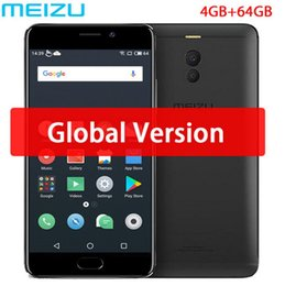 Wholesale Original Meizu M6 Note GB B G network Snapdragon Octa Core inch Cell Phone fingerprint GPS WIFI