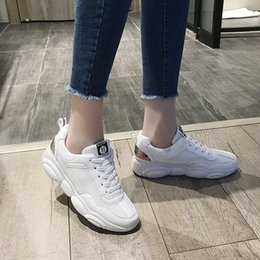 $enCountryForm.capitalKeyWord Australia - Time Woman Sneakers Season Leisure Honor2019 Thick Bottom Shoes Chalaza Comfortable Ventilation Network Panel Shoe