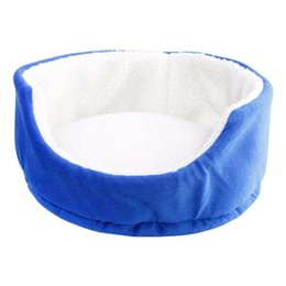 Kennel Beds UK - Soft Pet Dog Bed Puppy Cushion House Warm Kennel Mat Blanket