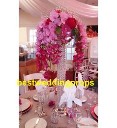 $enCountryForm.capitalKeyWord UK - New style Retro Style Centerpieces Wedding Table Arrangement Tall Top Floral Holder best01156