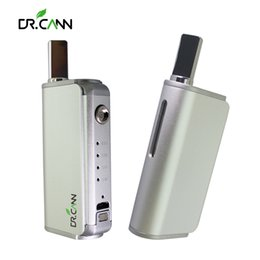 vape mod box tank Australia - Dr.Cann Libra Vape Mods 1000mAh With 510 Thread Vape Cartridge For Thick Oil And Wax Tank For Dry Herb Vape Box Mod