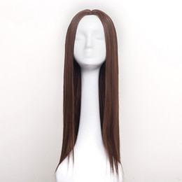 $enCountryForm.capitalKeyWord UK - Long straight hair wig head set ladies in the cross-border European and American export spot wholesale one on behalf of Bangs