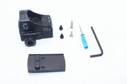 $enCountryForm.capitalKeyWord Australia - MAGORUI Mini Optics III Reflex 1x20 Red Dot Sight Scope Black Hunting Scope Riflescope Holographic Sight