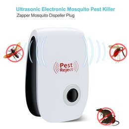 $enCountryForm.capitalKeyWord Australia - Electronic Mosquito Killer Lamp Ultrasonic Anti Mosquito Insect Killer Repeller Rat Mouse Cockroach Pest Reject Repellent