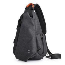 3ea39adc1ae Boys Messenger Bag Canvas UK - Oxford Men Crossbody Bag Single Shoulder Bag  Strap Pack Fashion