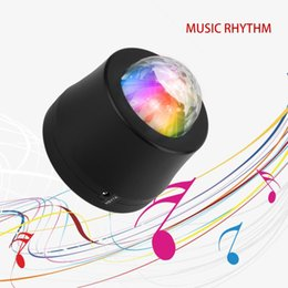 $enCountryForm.capitalKeyWord Australia - Colorful Auto Car Music LED Light Vehicle Atmosphere Lights Music Rhythm Activated Decorative Light Interior DJ Stage