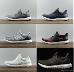 Ultra Boost Shoes Australia - 2018 Real boost Ultraboost 3.0 4.0 Uncaged  women mens casual r1 75411d34c