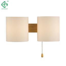 Led Lamps Sporting Gzmj Chinese Style Lucky Bird Led Night Table Lamp Wood Base Intelligent Motion Sensor Luminaria Living Room Bedroom Desk Light