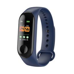 $enCountryForm.capitalKeyWord Australia - Smart bracelet 115Plus intelligent heart rate tracking sports fitness bracelet tracker color screen blood pressure heart rate monitoring wat