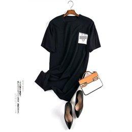 $enCountryForm.capitalKeyWord NZ - Fashion-summer Vogue Nice Personalized Tote Pattern Short-sleeve Knitted Shirt
