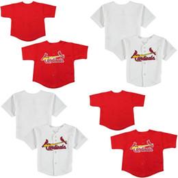 $enCountryForm.capitalKeyWord UK - Infant Toddler baby Ozzie Smith Paul DeJong Carlos Martinez Whitey Herzog Dexter Fowler Enos Slaughter Cardinals Jersey stitched