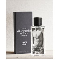 Summer fragranceS online shopping - High end A fierce men perfume ml A F EDT charming parfume Long lasting flavor summer fragrance the highest quality fast free delivery