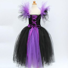 silk clothes for kids 2019 - 2019 Sale Kids Dresses For Girls Roupas Infantis Menina Halloween Children's Long Dress Girls Butterfly Knot Prince
