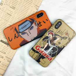 $enCountryForm.capitalKeyWord Australia - Naruto Sasuke Cartoon designer phone case Ultra Thin Soft TPU Phone Cases For iPhone XS MAX XR 6 7 8 S PLUS X Shockproof Protector Cover