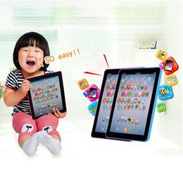 $enCountryForm.capitalKeyWord Australia - Children Touch Screen Tablet Pad English Learning Early Education Machine Fashion New Children English Learning Machine