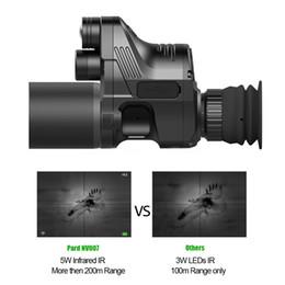 $enCountryForm.capitalKeyWord Australia - PARD NV007 Digital Night Vision Telescope 200m Range Digital Hunting Night Vision Scope with Wifi APP 1080P HD NV Riflescope