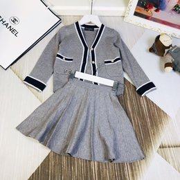BaBy Boy korean style clothing online shopping - Big Boys Kids Clothing Summer New Pattern Korean Leisure Time Printing In Children Catamite Sweater Suit Baby Set Clothes sky_baby