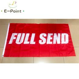 Voll Senden Flagge 3 * 5ft (90 cm * 150 cm) Polyester flagge Banner dekoration fliegen hausgarten flagge Festliche geschenke im Angebot