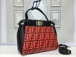 $enCountryForm.capitalKeyWord UK - 2019 Styles Handbag Famous Name Fashion Leather Handbags Women Tote Shoulder Bags Lady Leather Handbags M Bags Purse P850