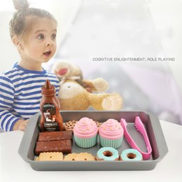 $enCountryForm.capitalKeyWord Australia - Children House Song Strange The Market Assembling Child Biscuits Toys Beauty Small Kitchen Simulation Food Cake Dim Sum Set Toys