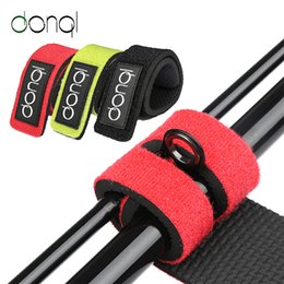 wrap cords Australia - Tools DONQL High Quality Fishing Rod Tie Strap Reusable Elastic Bandage Adhesive Wrap Belt Magic Fishing Tool Fastener Loop Cord Ties