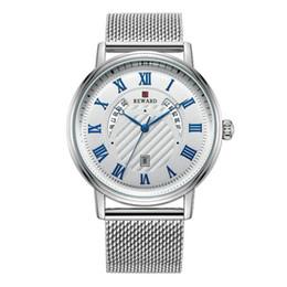 $enCountryForm.capitalKeyWord Australia - Luxury Men Sport Quartz Watch Waterproof Stainless Steel Belt Bracelet Ultra Thin Watches For Men Business Watch Wrist Relogio