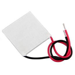 $enCountryForm.capitalKeyWord Australia - 40*40mm Thermoelectric Module Cooler Lightweight Silicone Peltier TEC1-12710 Durable 154w
