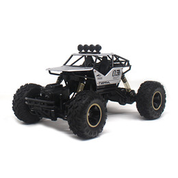 $enCountryForm.capitalKeyWord UK - 1:18 Remote Control Car Rock Crawler Electric Metal Rc Car Boys Remote Control Toys Radio Off Road