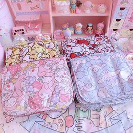 $enCountryForm.capitalKeyWord Australia - Cartoon Japan Hello Kitty My Melody Cinnamoroll Pudding Dog Cosmetic Bags Women Storage Travel Pouch Wash Bags Girl Makeup